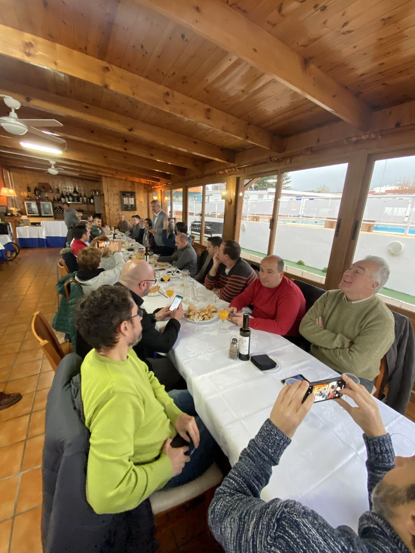 Desayuno navidad puerto 2020