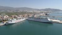 Puerto de motril granada puerto de espa a for Horario naviera armas oficinas