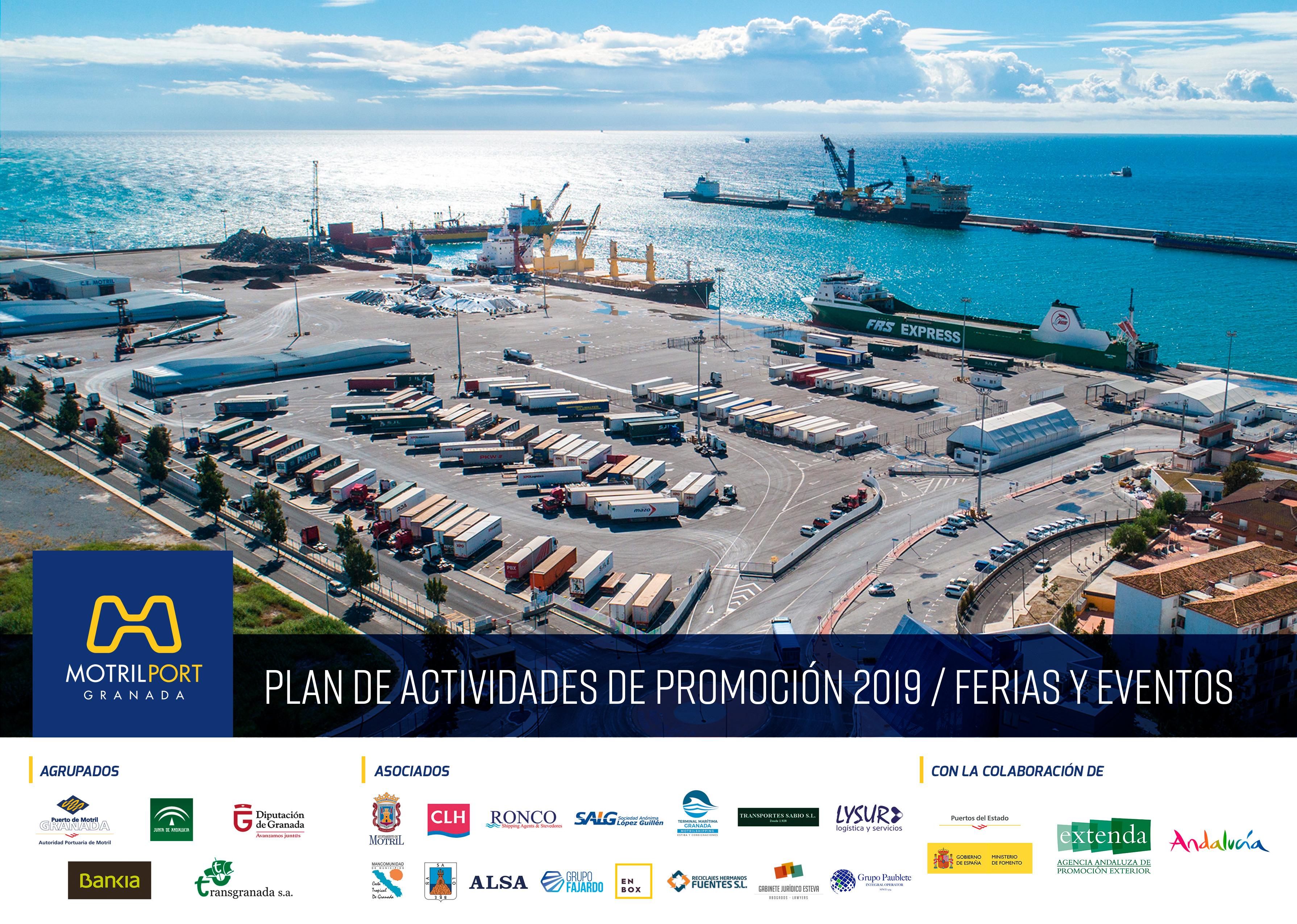 Motrilport Port De Motril Grenade Port D Espagne