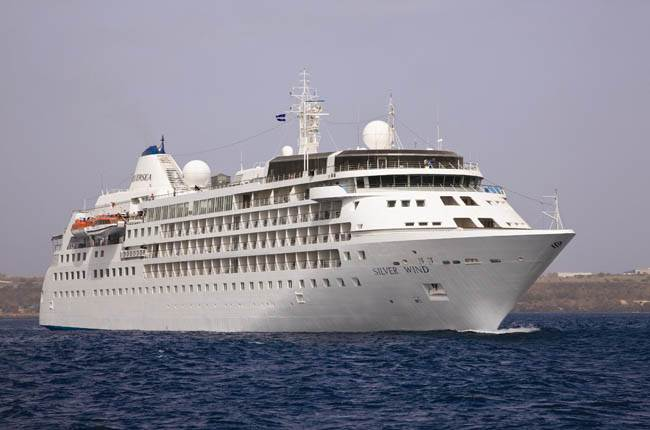 Cruise Silver Wind