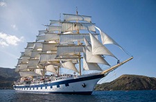 Crucero Royal Clipper