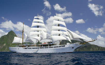 Crucero Sea Cloud II